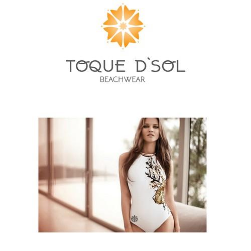 Beachwear Logo design