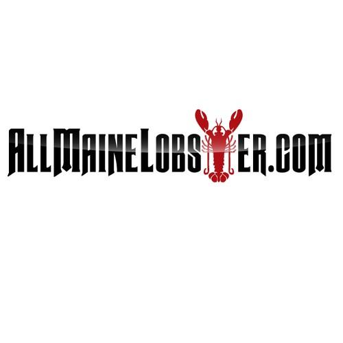 Create a New Logo for AllMaineLobster.com