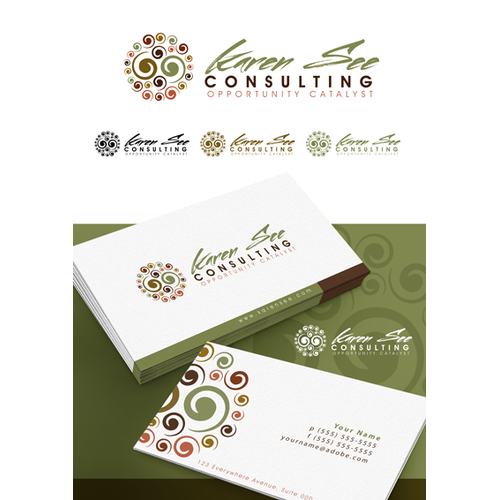 New logo wanted for Karen See Consulting
