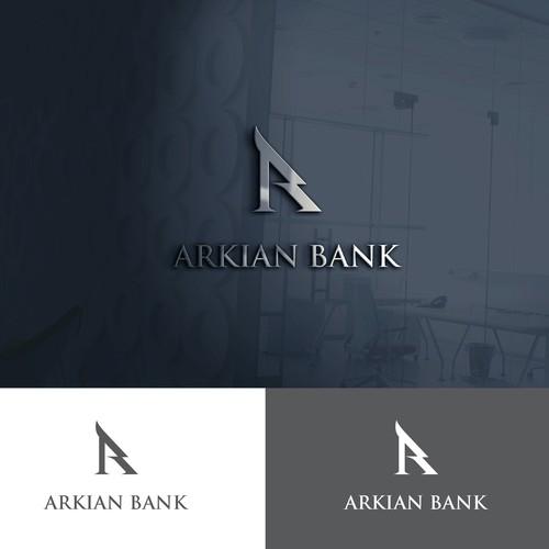 ARKIAN BANK logo proposal