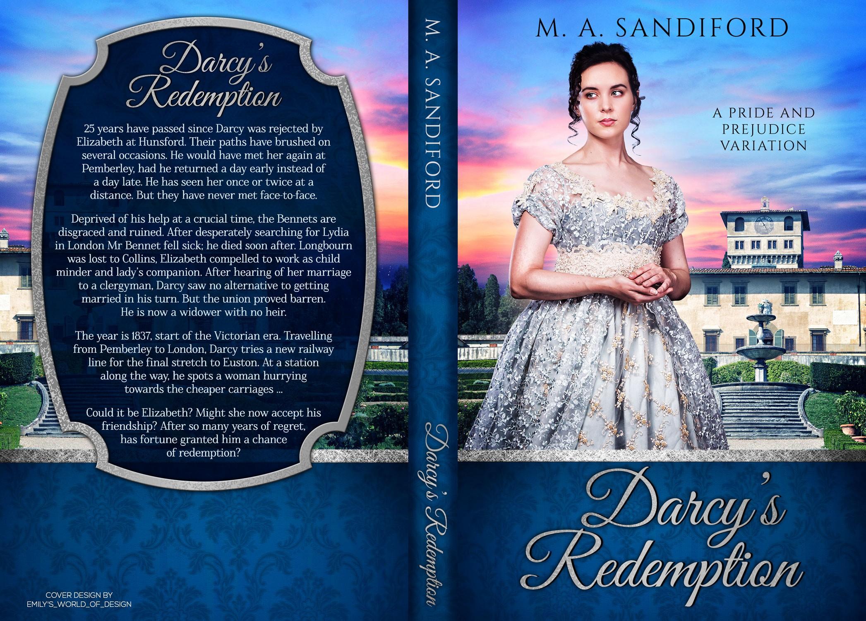 Book cover - Jane Austen variation