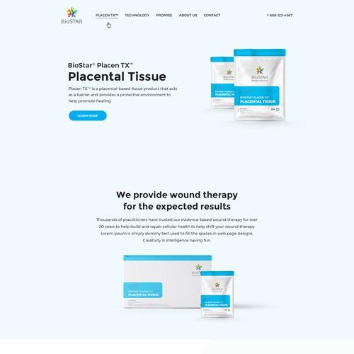 Biostar Website