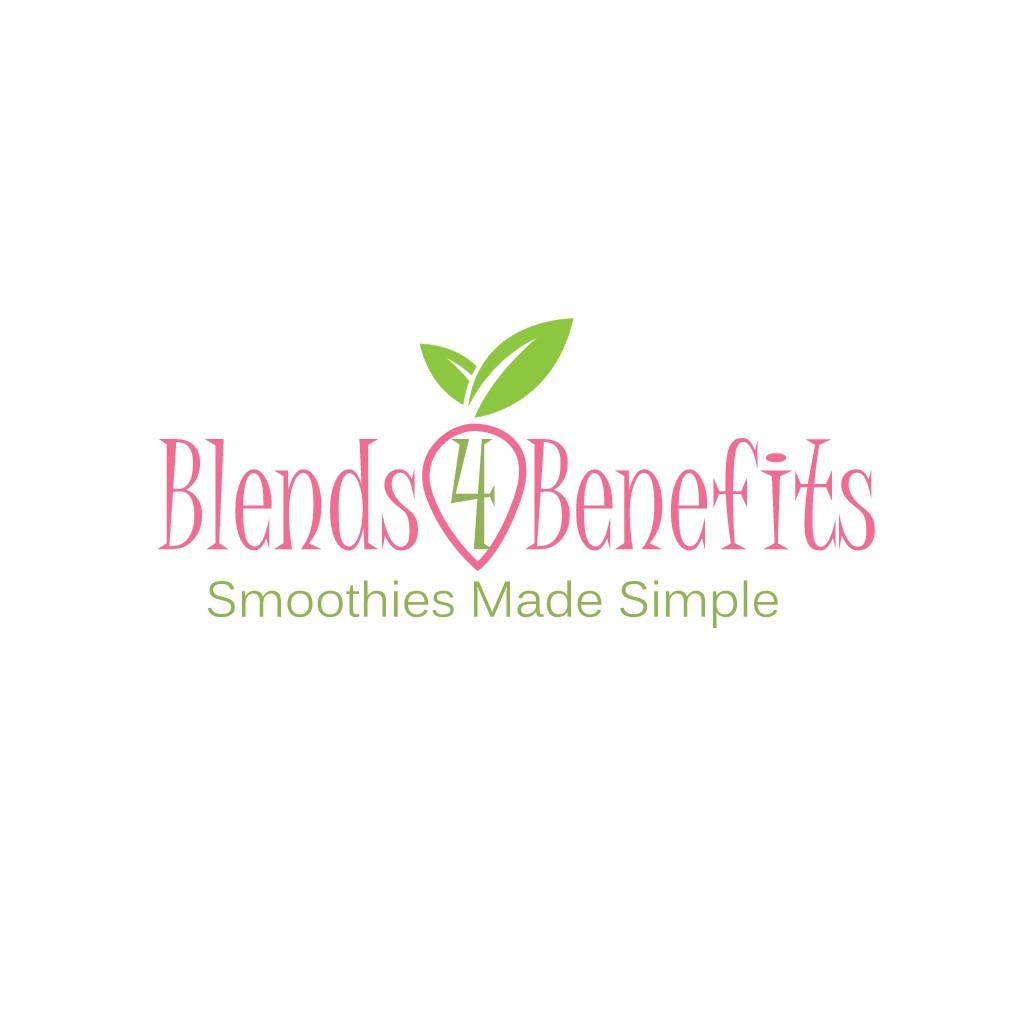 Blends4Benefits needs a powerful logo!