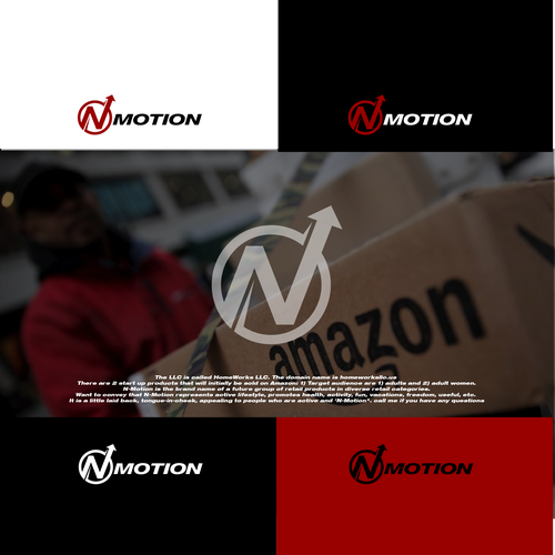 Logo for NMotion