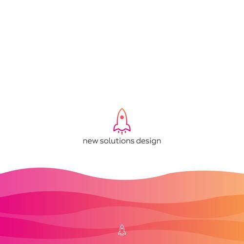 Logo for UX Design Agency