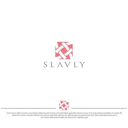 logo for slavly