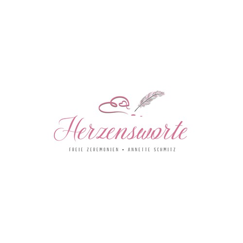 Logo concept for free wedding ceremonies