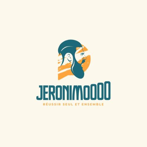 Concept de logo Jeronimoooo