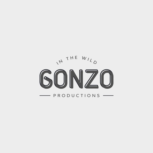 Wild and killer logo for film production company who are focusing more or theme of travelling