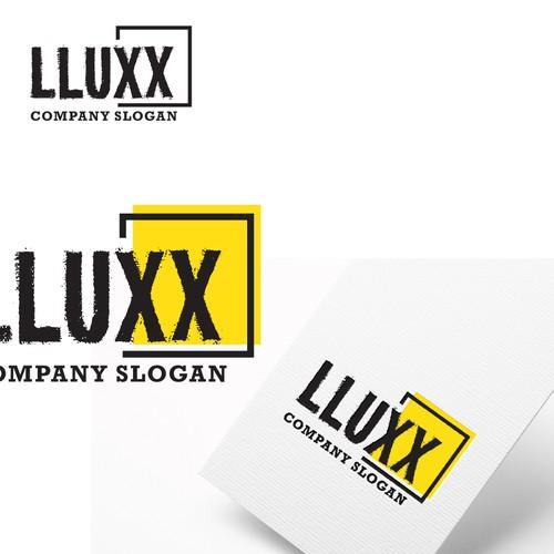 Logo for a canvas art company
