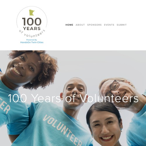 HandsOn Twin Cities - 100 Years of Volunteers