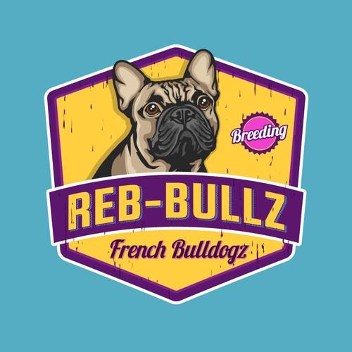 REB-BULLZ logo