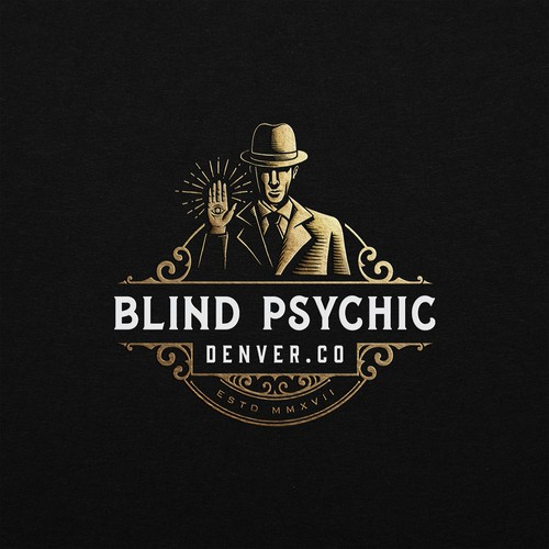 BLIND PSYCHIC LOGO PROPOSAL