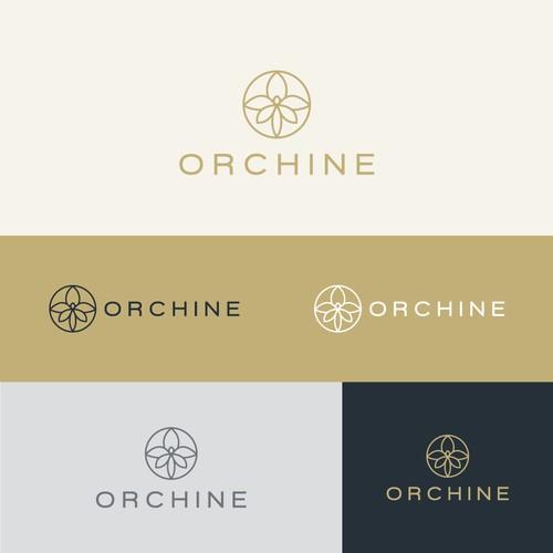 Orchine Logo