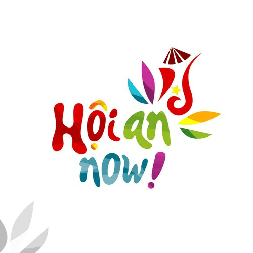 Beautiful logo concept for Hoi An Now!