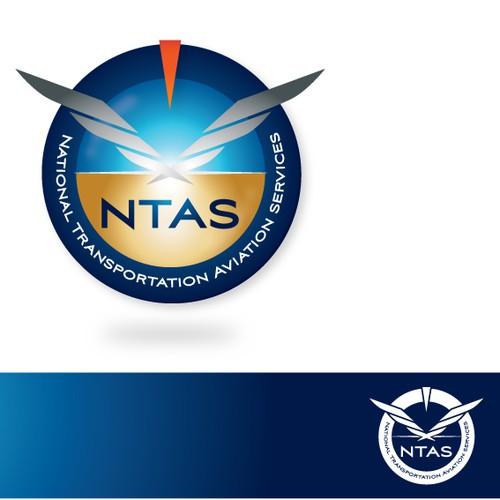 """""""Silver Wings"""" - Logo Design for NTAS"""