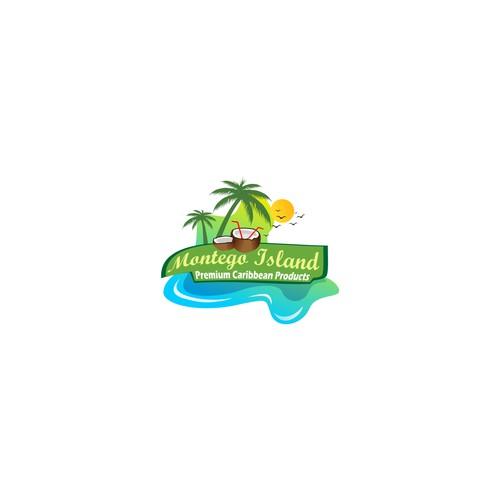 Island Product Logo Design