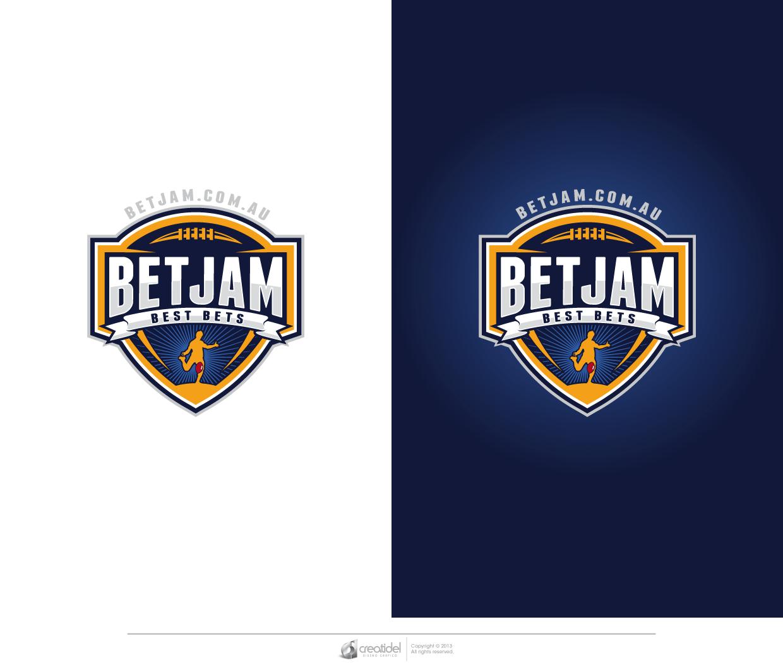 Create the next logo for betjam.com.au