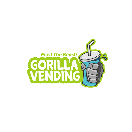 Gorilla Vending