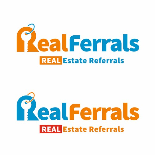 Logo design for RealFerrals