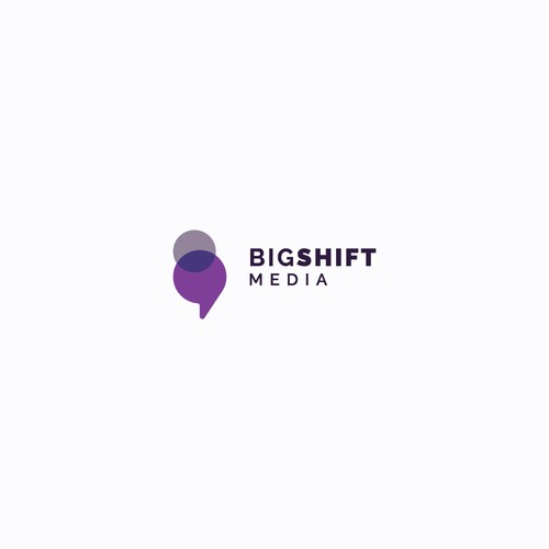 BigShift Media - Logo Concept