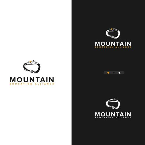 National mountaineering alliance logo