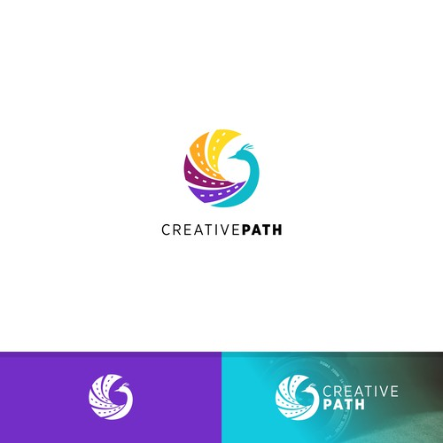 Logo for Creative Path