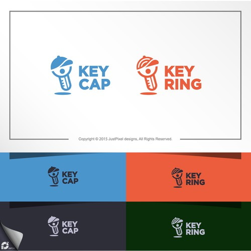 Smart Logo For KeyCap