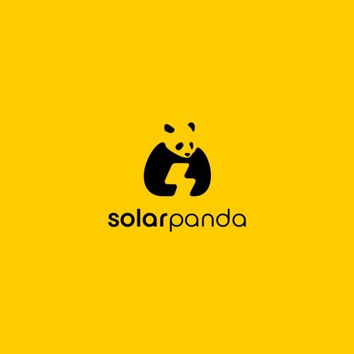 SolarPanda Logo