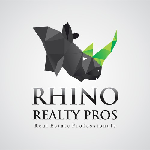 Create a classy logo for a progressive real estate brokerage in Denver.