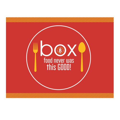 Packaging for Fast Food Box