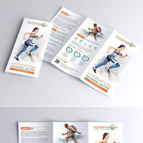 IV Therapy Brochure/Menu
