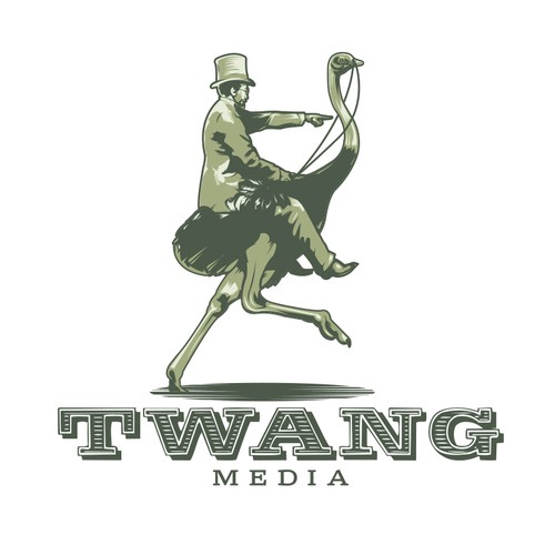 Logo for Twang Media
