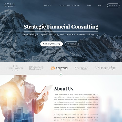Financial Services Design