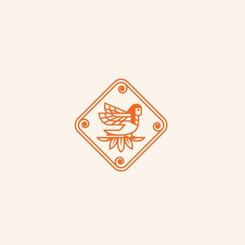 Elegant clean logo