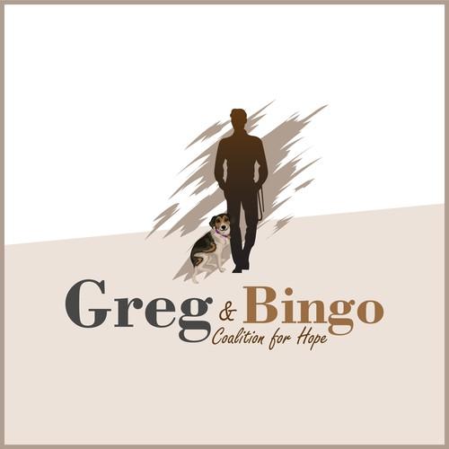 Greg & Bingo Logo Design