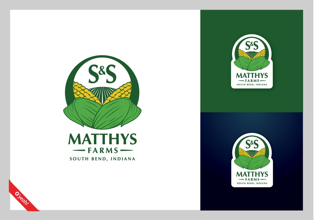 Help S & S Matthys Farms with a new logo