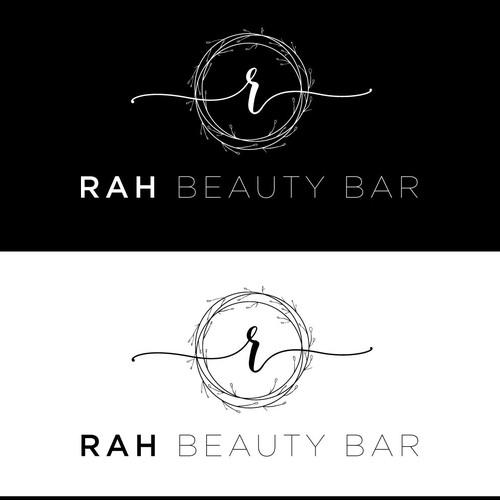 Modern, boho logo for hair studio