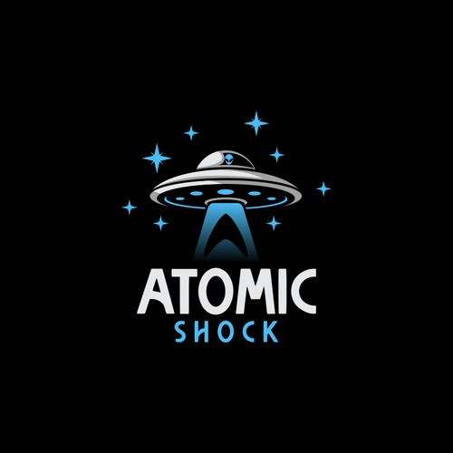 Logo for Atomic