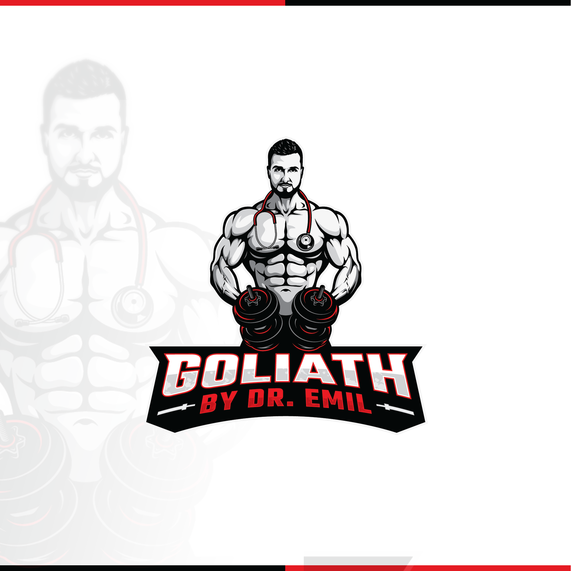 Logo for Character Body-building