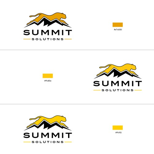 Logo+Businesscard for IT business software company