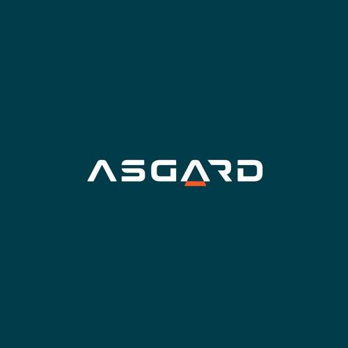 Logo Design for Asgard, a Space Tech Company