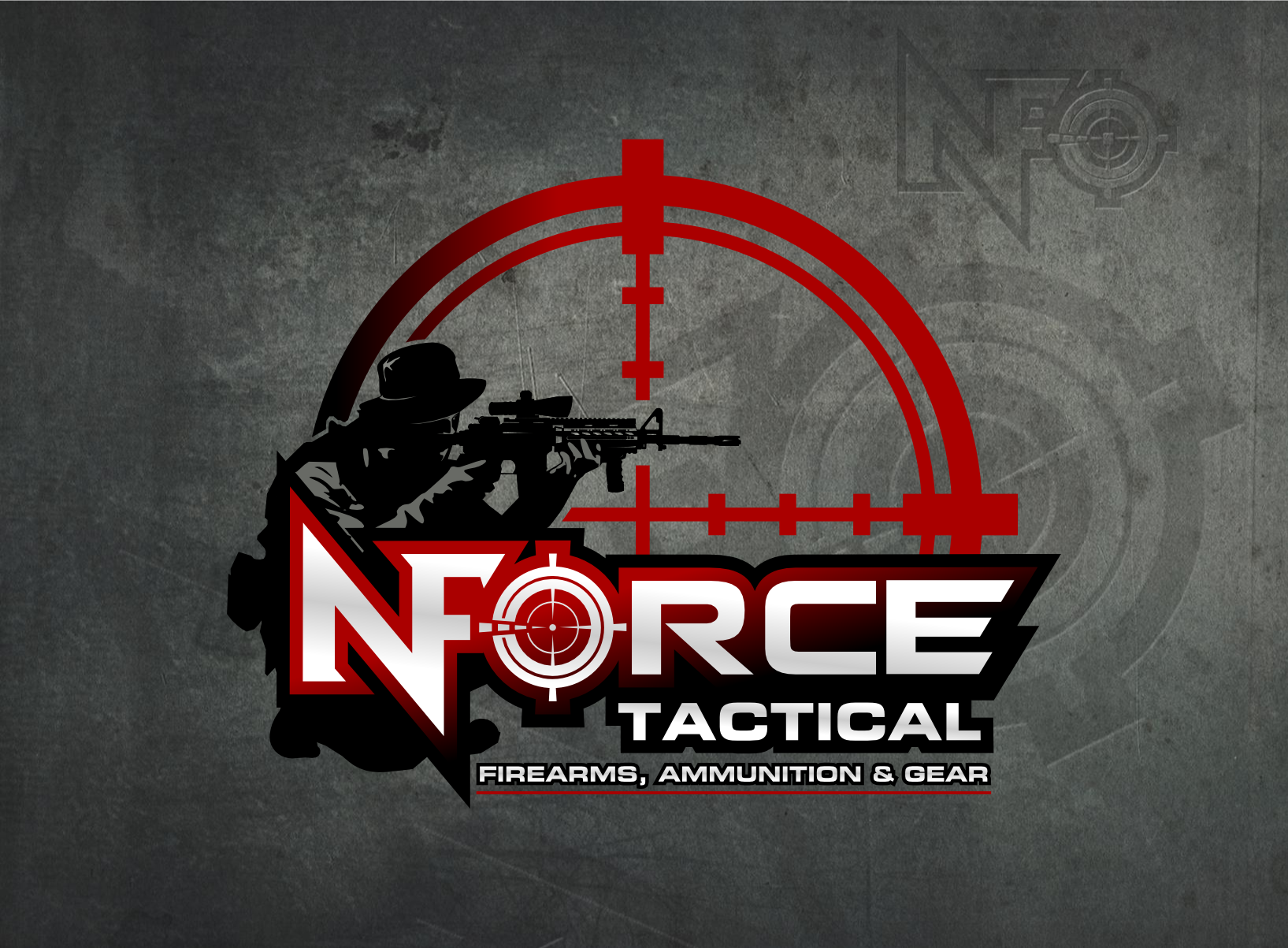 logo for NForce Tactical