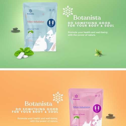 Botanista Mini-Inhalator