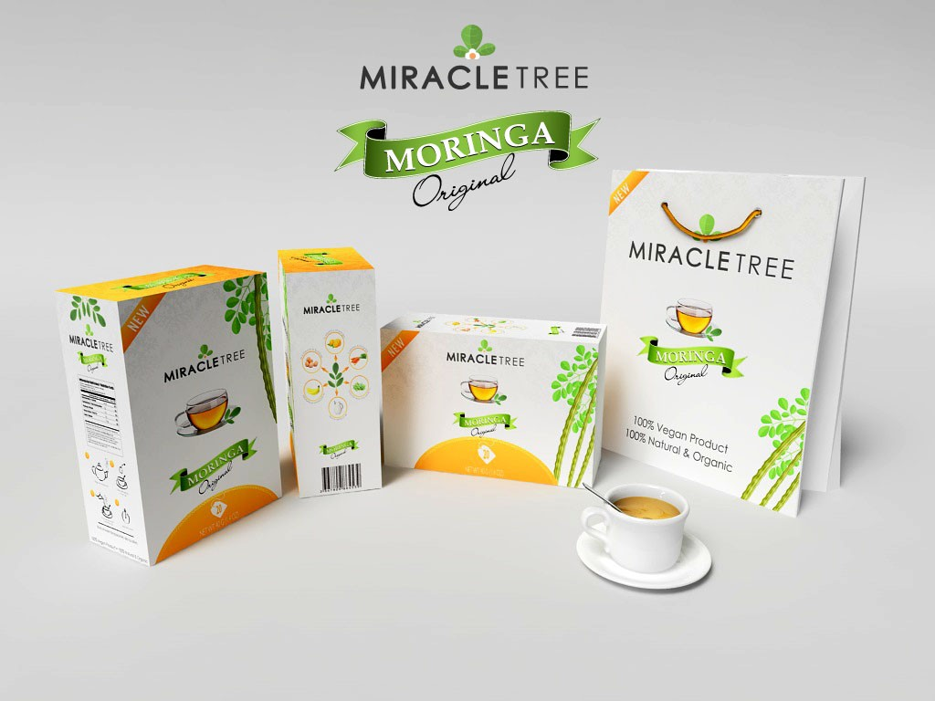 *PRICE GUARANTEED* Product Packaging for Miracle Tree