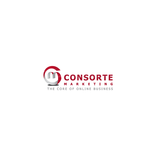 logo for Consorte Marketing