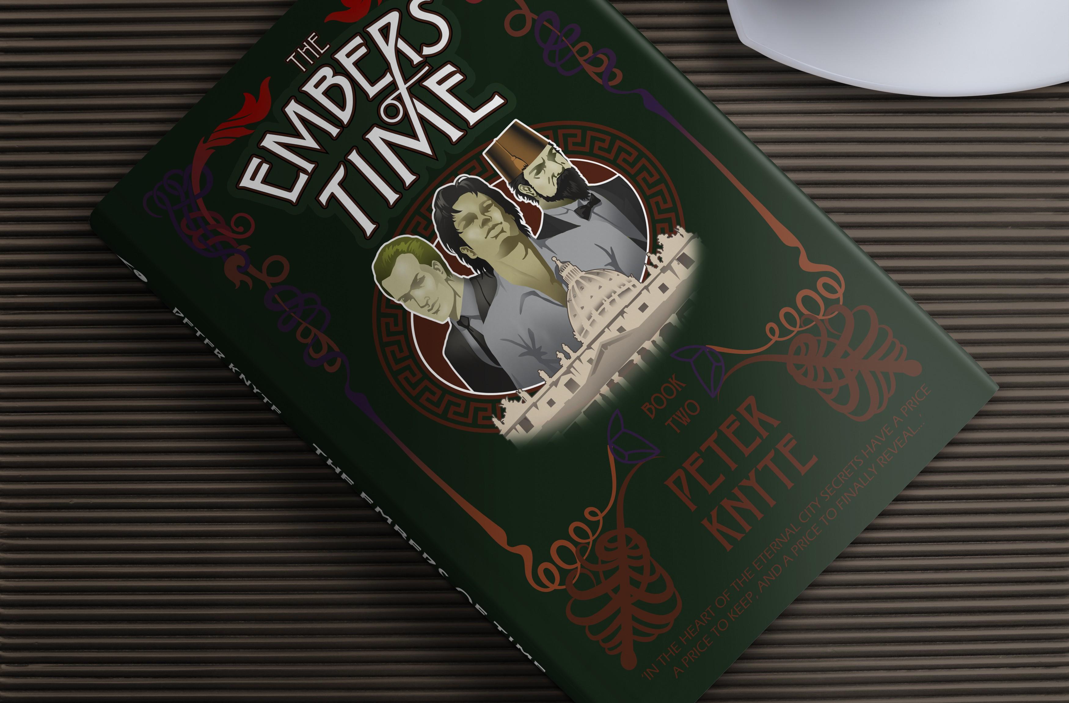 Fantasy Cover Book Design