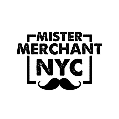 Calling all Hipsters. Create an edgy but authentic logo for Mister Merchant NYC!