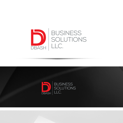 Create a professional and modern logo for new consulting business