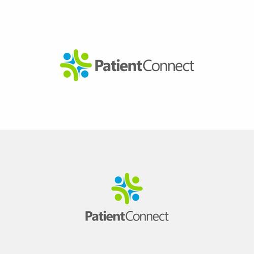 Logo for Patient Connect mobile app